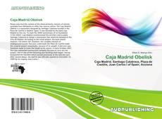 Capa do livro de Caja Madrid Obelisk