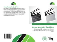 Buchcover von César Award for Best Film