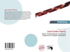 Bookcover of Juan Carlos Thorry