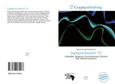 Buchcover von Jagdgeschwader 52