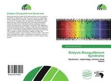 Обложка Dialysis Disequilibrium Syndrome