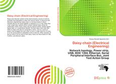 Daisy chain (Electrical Engineering) kitap kapağı