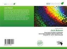 Buchcover von Jock Robson