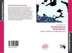 Familial Renal Amyloidosis的封面