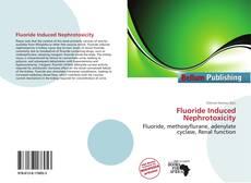 Fluoride Induced Nephrotoxicity的封面
