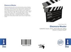 Bookcover of Eleonora Wexler