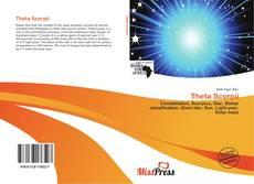 Buchcover von Theta Scorpii