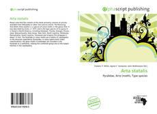 Arta statalis的封面