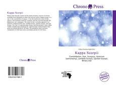 Buchcover von Kappa Scorpii