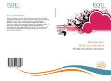 Arta epicoenalis的封面