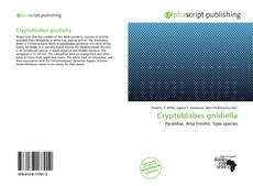 Cryptoblabes gnidiella的封面