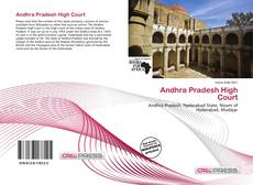 Copertina di Andhra Pradesh High Court