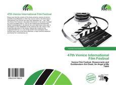 Portada del libro de 47th Venice International Film Festival