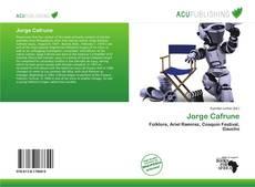 Bookcover of Jorge Cafrune