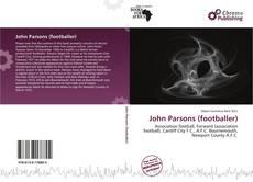 Bookcover of John Parsons (footballer)