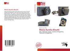 Buchcover von María Aurelia Bisutti