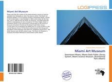 Couverture de Miami Art Museum