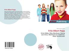 Bookcover of Fritz-Albert Popp