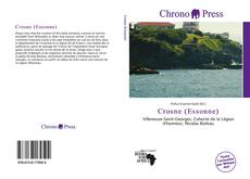 Capa do livro de Crosne (Essonne)