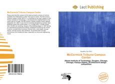 Buchcover von McCormick Tribune Campus Center