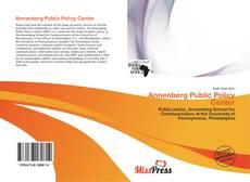 Copertina di Annenberg Public Policy Center