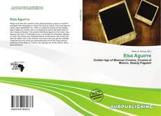 Couverture de Elsa Aguirre