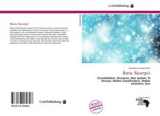Buchcover von Beta Scorpii