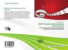 Bookcover of 2000 Toronto International Film Festival