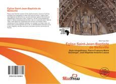 Bookcover of Église Saint-Jean-Baptiste de Belleville