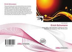 Bookcover of Erich Schumann