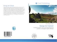 George de Carteret kitap kapağı