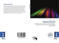 Обложка Alastair Burnet
