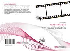 Portada del libro de Anna Hutchison
