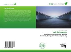A9 Autoroute kitap kapağı