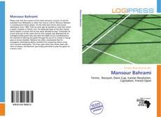 Couverture de Mansour Bahrami