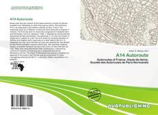 A14 Autoroute kitap kapağı