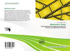 Bookcover of Madeleine Sami