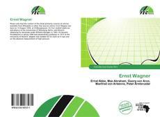Buchcover von Ernst Wagner