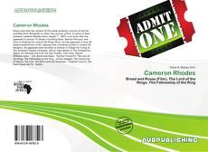 Portada del libro de Cameron Rhodes