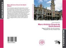 Portada del libro de Marc-Antoine Girard de Saint-Amant