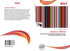 James A. Martin kitap kapağı