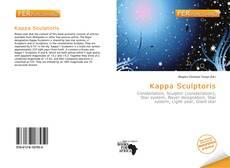 Bookcover of Kappa Sculptoris