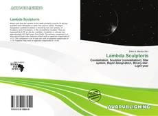 Bookcover of Lambda Sculptoris