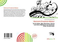 Bookcover of Heinrich Friedrich Weber