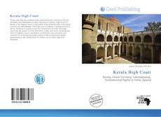 Buchcover von Kerala High Court