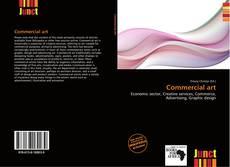 Couverture de Commercial art