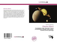 Bookcover of Electra (Star)