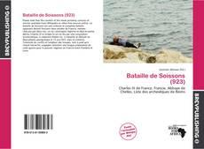 Bataille de Soissons (923) kitap kapağı
