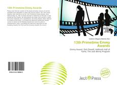 Capa do livro de 13th Primetime Emmy Awards