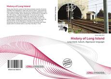 History of Long Island的封面